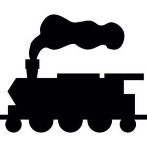 pictogram trein